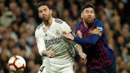 El Clásico Real Madrid-Barcelona terminó empatado a cero
