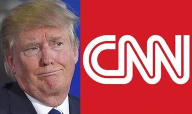 Donald Trump, CNN