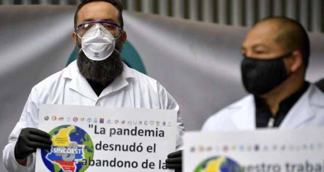 Coronavirus se expande en Colombia
