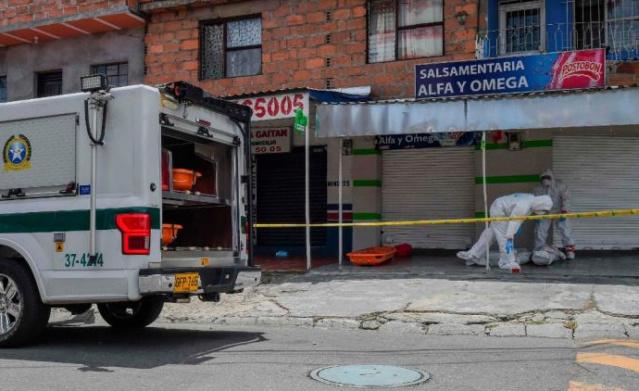 Muertos en Colombia por Covid-19