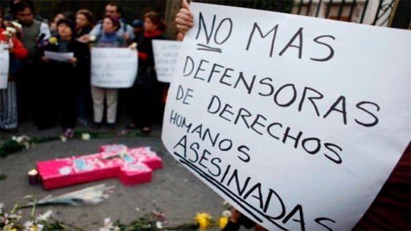 Asesinados cinco líderes sociales en Colombia desde comienzos de año