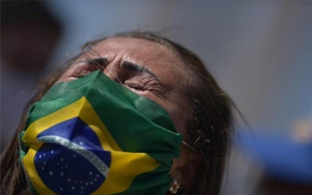 Coronavirus en Brasil