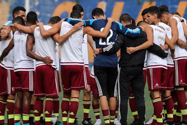 Vinotinto sub-20 debutará este domingo en COTIF 2018 contra Argentina Cotiff10