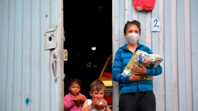 Coronavirus y pobreza en Colombia