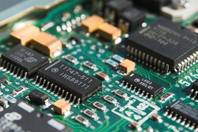Circuito Impreso Electronico