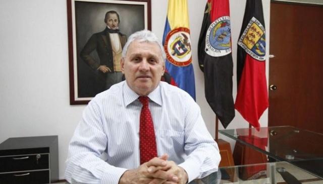 César Rojas, alcalde de Cúcuta