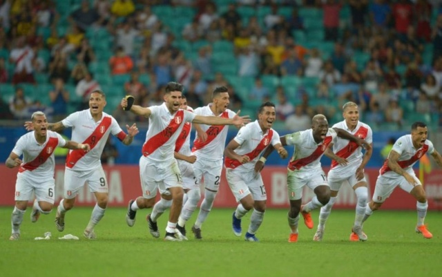 Perú vence a Chile y llega a la final de la Copa América