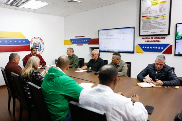 Sala de Comando Presidencial