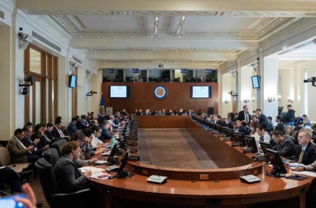 Consejo Permanente de la OEA