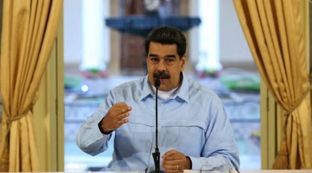 Presidente, Nicolás Maduro