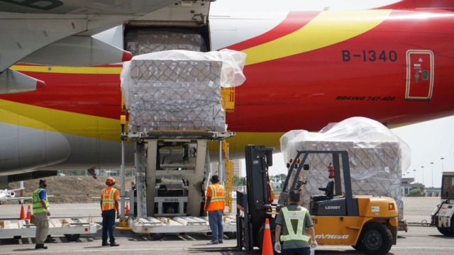 Llega a Venezuela otro cargamento de medicinas y ayuda técnica humanitaria enviada por China