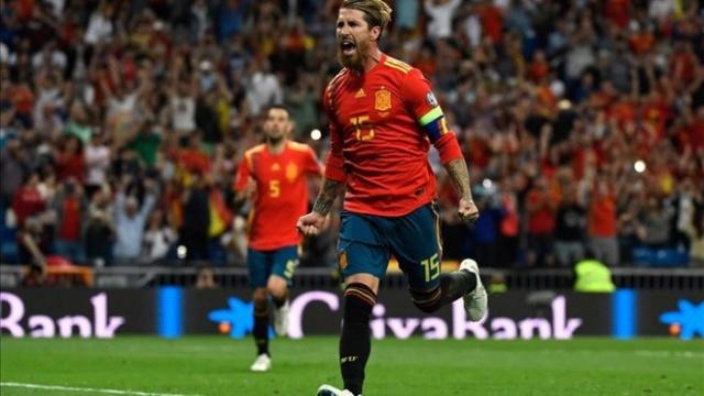España aplasta a Suecia 3-0 en su camino hacia la Eurocopa