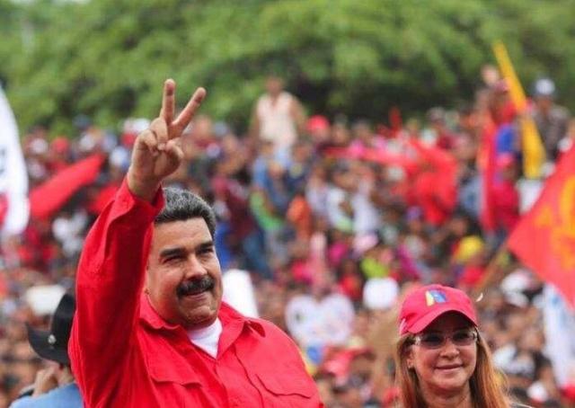 Encuesta de Hinterlaces: Mayoría de los venezolanos confía y prefiere que Maduro resuelva problema económico Dbox9z10