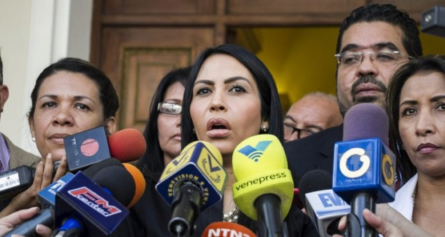 Liberan a 17 detenidos por casos de violencia política Delsa110