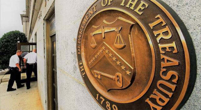 Departamento del Tesoro de EE.UU
