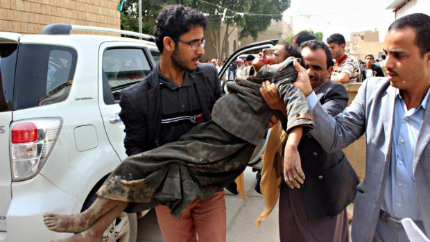 CNN: La bomba que mató a 40 niños en un autobús escolar en Yemen fue fabricada en Estados Unidos Descar11