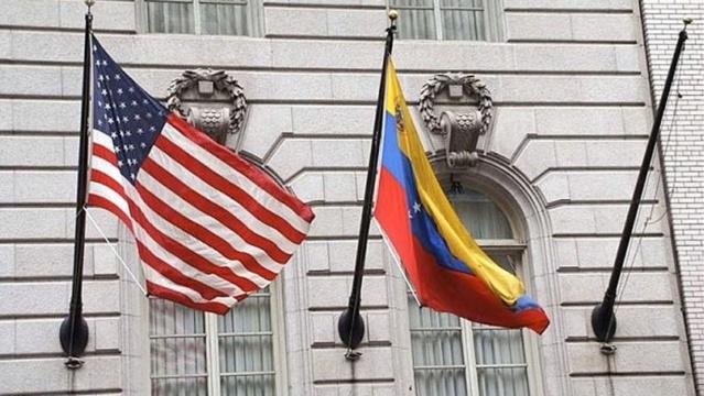 Venezuela y Estados Unidos