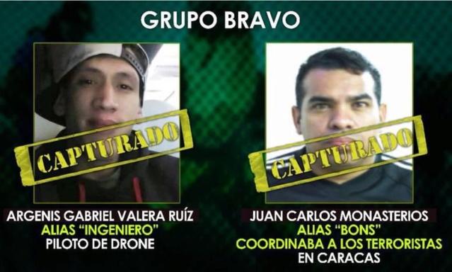 Confesión de Juan Carlos Monasterios: La idea es que nadie quedara vivo Deteni10