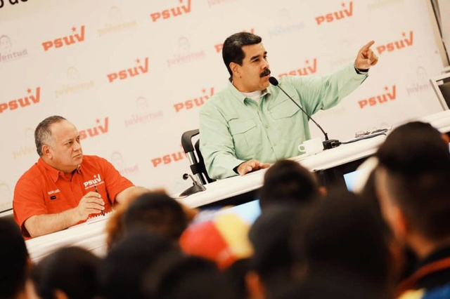 El Presidente Maduro hace algunos cambios en su gabinete: Estos son los ministros Dfifss10