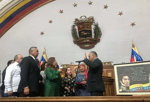 Diosdado Cabello es designado como Presidente de la Asamblea Nacional Constituyente Dgfw_v11