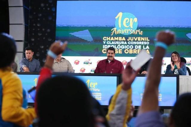 Salario mínimo de los venezolanos aumenta a partir de este miércoles a 5.196.000 bolívares Dgk0rx10
