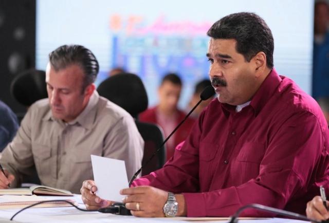 Maduro anuncia bono especial de escolarización a través del Carnet de la Patria Dglbr810