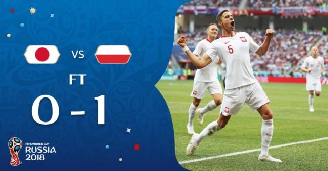 Japón sigue adelante en Rusia 2018 pese a la derrota ante Polonia Dgyjpp10