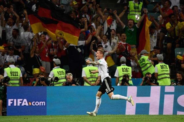 Alemania derrota a Suecia y cobra vida en el Mundial de Rusia 2018 Dgzrnh10