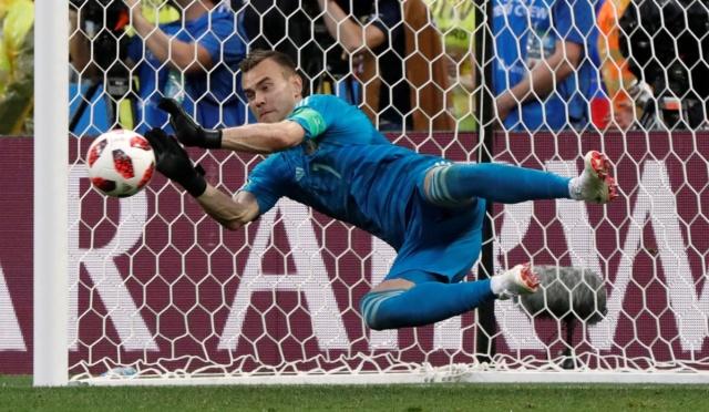 Rusia hace historia: vence en ronda de penaltis a España en Rusia 2018 Dhcl2t10