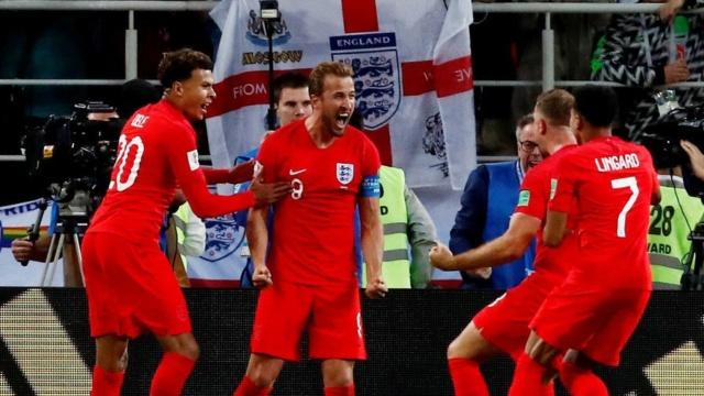 Inglaterra completa el club de los 8 mejores del Mundial de Rusia al eliminar a Colombia en penales Dhnybd10