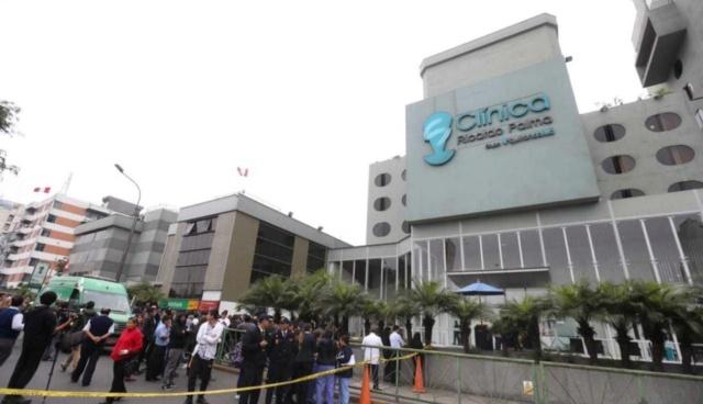Atentando en Perú: 20 heridos deja explosión en una clínica de Lima Di5vgx11