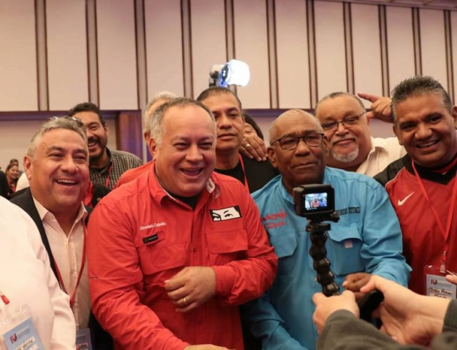 Ratificado Diosdado Cabello como primer vicepresidente del Psuv Diosda11
