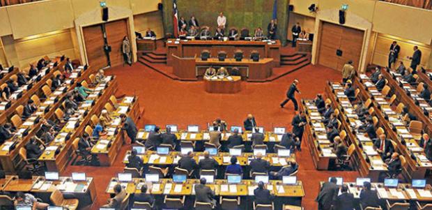 Camara de Diputados de Chile
