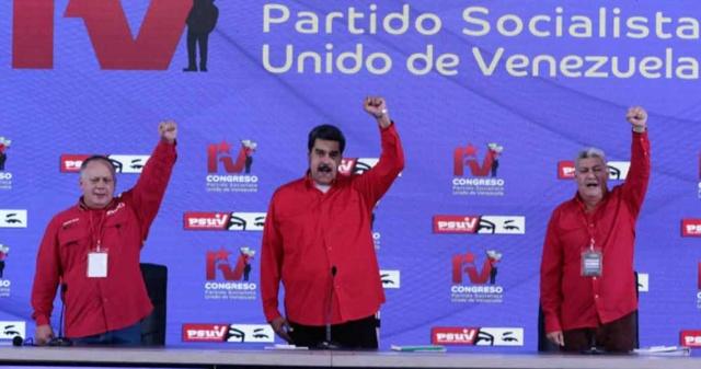 Nicolás Maduro: Venezuela vive el proceso revolucionario más largo y profundo de toda su historia Djpooa10