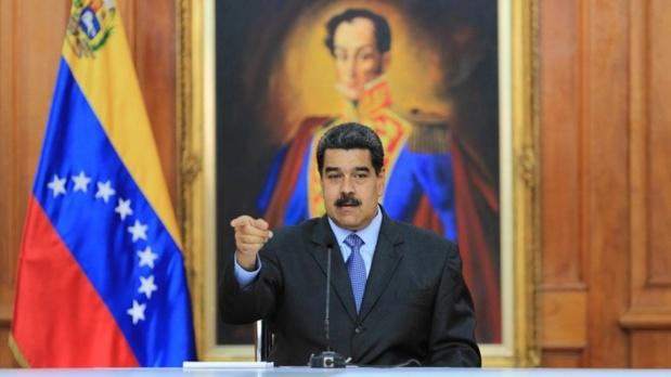 Maduro: Venezuela tiene el potencial para ser independiente en lo económico Dk1vze11