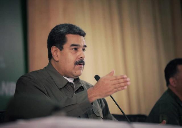 Presidente Maduro: ¡No habrá intocables! Que lo sepa la oligarquía colombiana y la oposición Dkaft410
