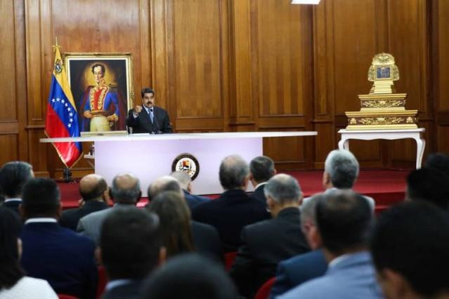 Intento de magnicidio contra Maduro estaba planificado desde el 5 de julio Dkcfcf10