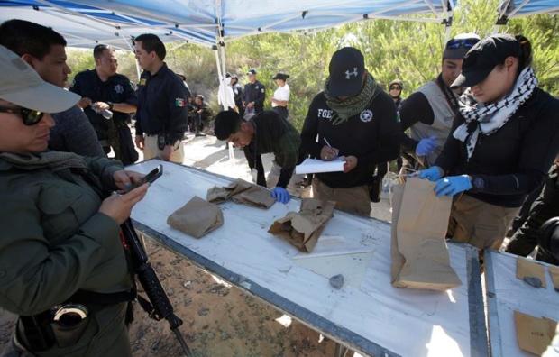 Es el nuevo Colombia: Encuentran 199 restos humanos en una ciudad del norte de México Dlgasf10