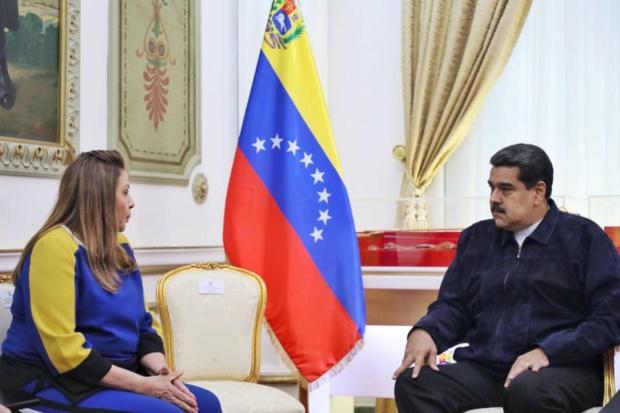 Nicolás Maduro, Suely Campos