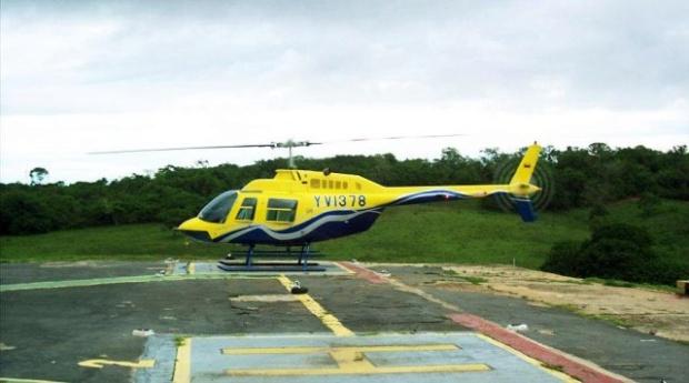 Bell 206B Jet Ranger, siglas YV1378