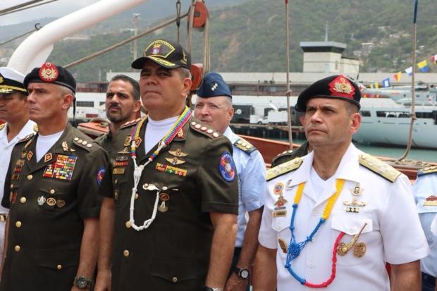 Buque Hospital Chino en Venezuela