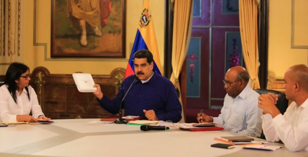 Nicolás Maduro, Canaima, Canaimita