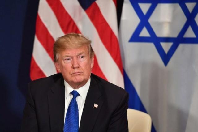 El anticristo Donald Trump