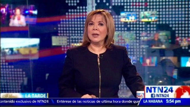 NTN24 Idania Chirinos