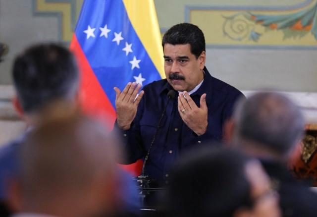 Presidente Maduro: Motores productivos son punta de lanza para la economía del país Dqzsb710