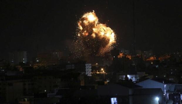 Israel ataca canal Al Aqsa TV