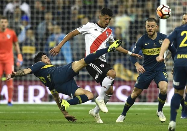 River Plate derrota 3-1 a Boca Juniors y se corona campeón de la Copa Libertadores Duatwt10