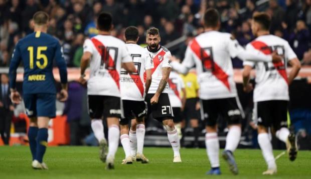 River Plate derrota 3-1 a Boca Juniors