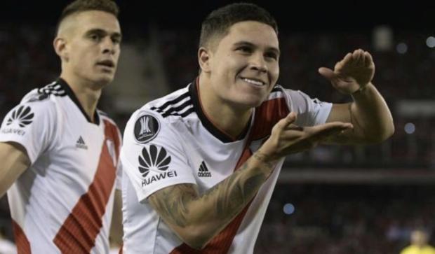 River Plate derrota 3-1 a Boca Juniors y se corona campeón de la Copa Libertadores Duazly10