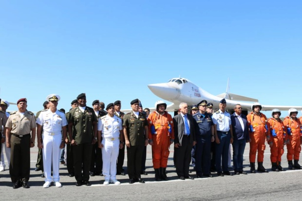 Cooperación militar Venezuela y Rusia